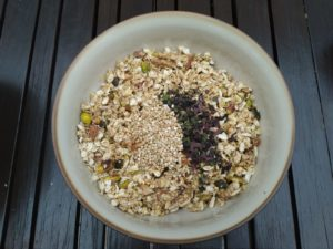 Granola version Bretonne